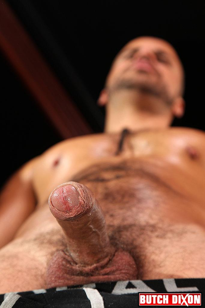 Butch Dixon Delta Kobra Muscle Hunk With A Big Uncut Cock Jerking Off Amateur Gay Porn 07 Amateur Muscle Hunk Delta Kobra Jerks His Big Thick Uncut Cock