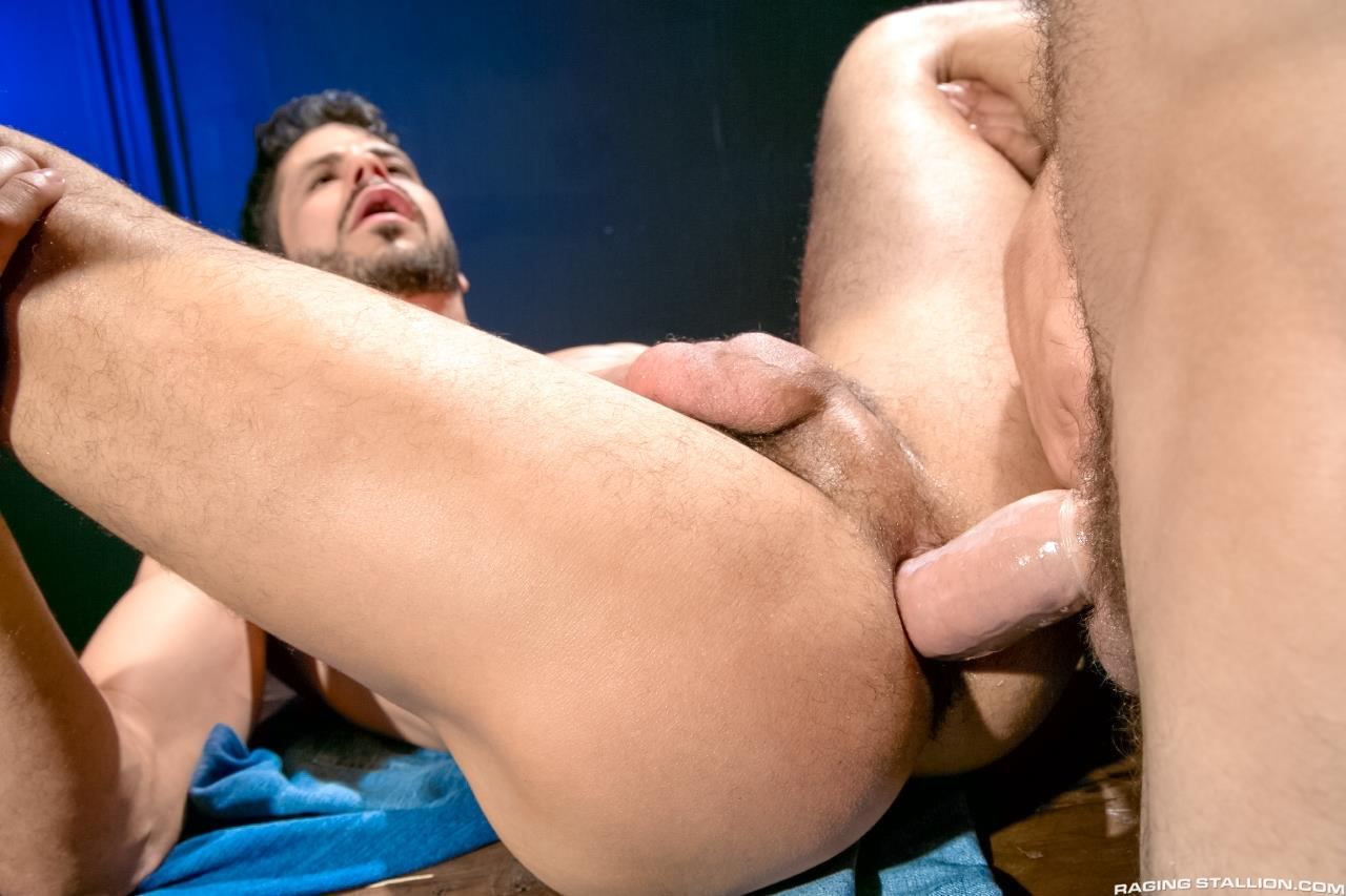 Raging-Stallion-Tommy-Defendi-and-Ray-Han-Big-Uncut-Cock-Fucking-Amateur-Gay-Porn-14 Tommy Defendi Fucks A Tight Masculine Uncut Hung Bottom