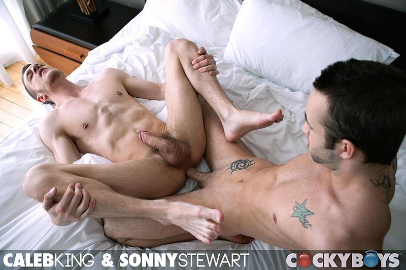 CockyBoys-Sonny-Stewart-and-Caleb-King-Big-Uncut-Cock-Fucking-Amateur-Gay-Porn-20 Big Uncut Cock Fucking With Sonny Stewart & Caleb King