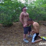 Deviant-Otter-Bareback-Sex-At-A-Truck-Stop-Road-Head-Amateur-Gay-Porn-05-150x150 Getting Road Head And Bareback Breeding At A Truck Stop