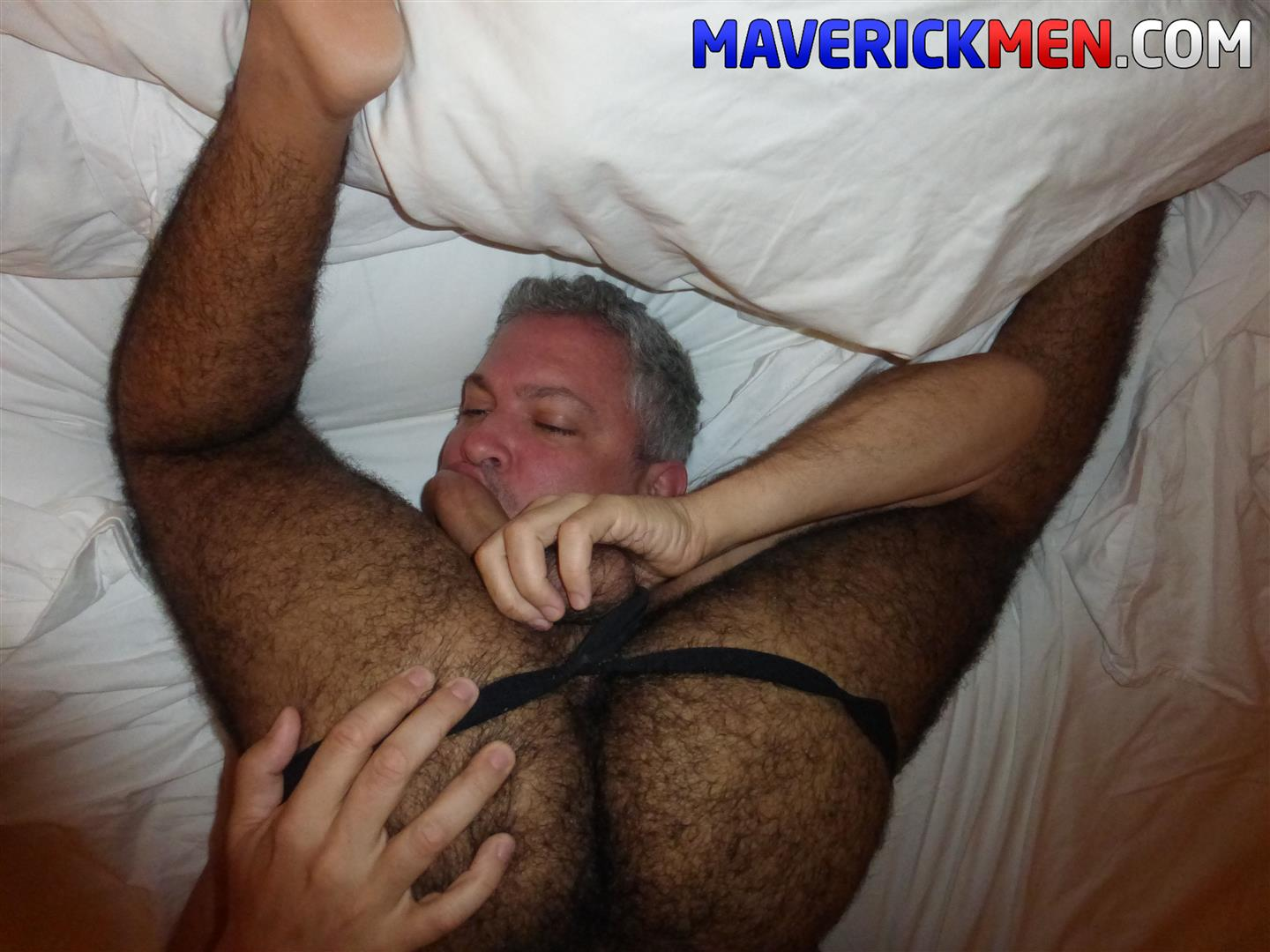 Maverick-Men-Little-Wolf-Hairy-Ass-Guy-With-A-Big-Uncut-Cock-Bareback-Amateur-Gay-Porn-08 Breeding A Young Guy With A Hairy Ass And A Big Uncut Cock